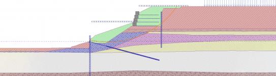 GEO5 — Комплекс автономних програм для геотехнічних розрахунків