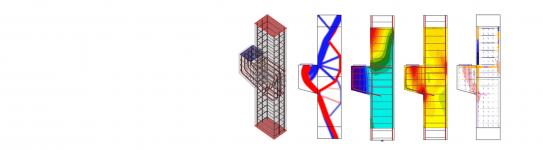 IDEA StatiCa  — расчет узлов любых конфигураций методом КМКЭ
