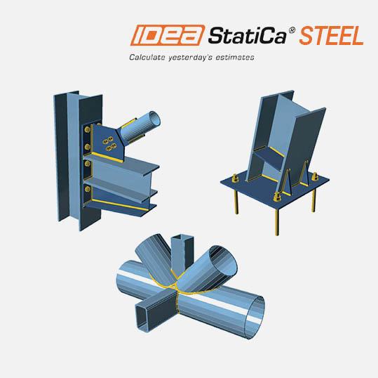 IDEA StatiCa - інструмент для проектування і розрахунку вузлів і з'єднань сталевих конструкцій